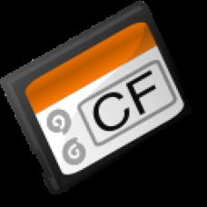 CF-4 Compact Flash-card 4GB