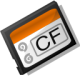 CF-4 Compact Flash-card 4GB